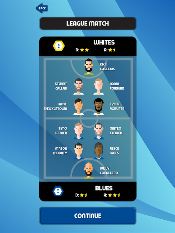 Universal - Five A Side Football 2021 (by Swipe Studios ...