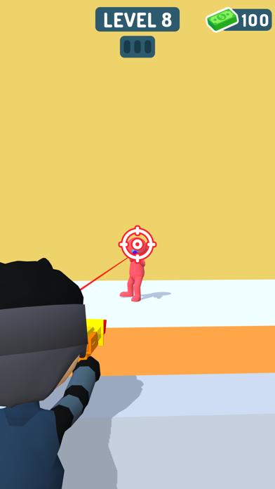 Sniper Runner screenshot 2