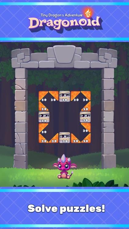Dragonoid - Brick Breaker screenshot-3