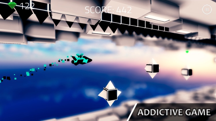 Geometry Jump 3D screenshot-4