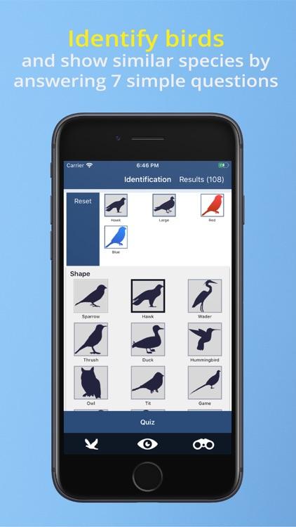 Bird Id USA - backyard birds screenshot-3