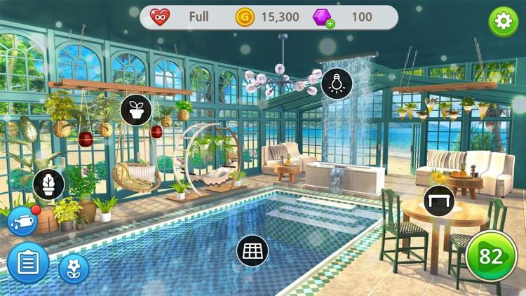 Home Design : My Dream Garden screenshot-6