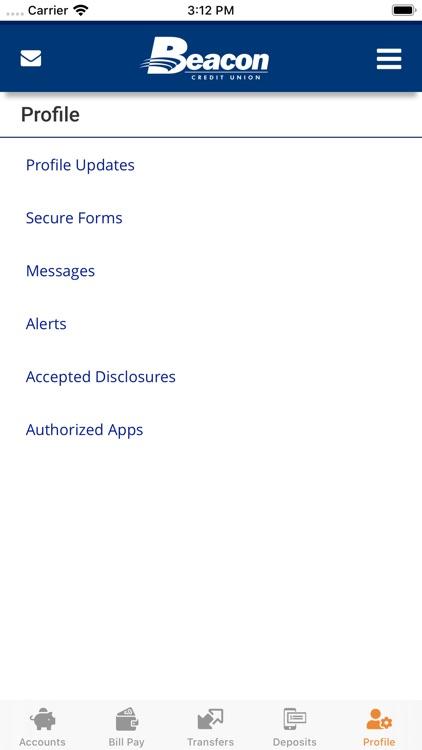 Beacon Credit Union screenshot-5
