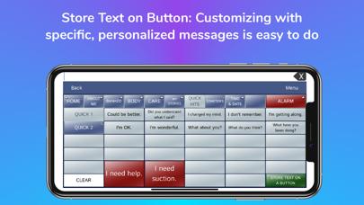 Dialogue AAC screenshot 4