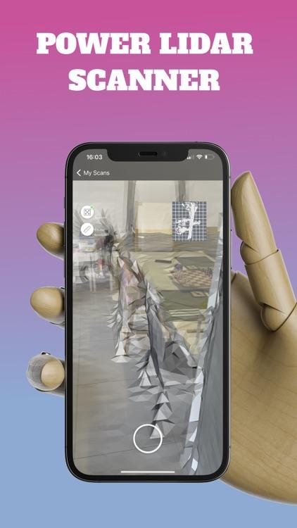 3D Scanner App screenshot-6