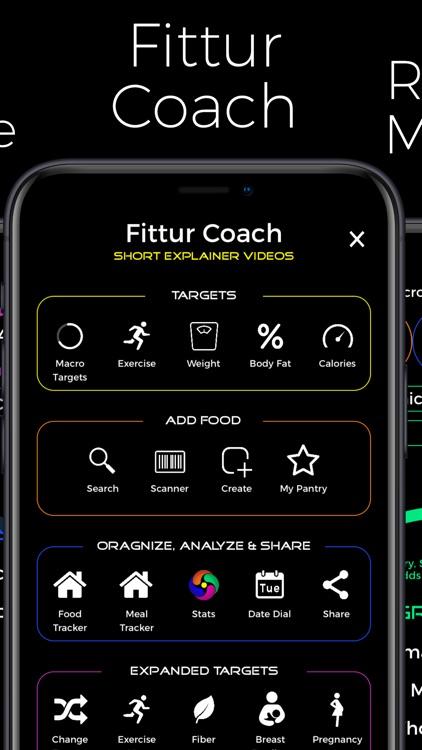 Muscle Building Food Tracker screenshot-7
