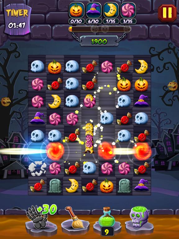 Lost Pumpkin - A Match Puzzle screenshot 14