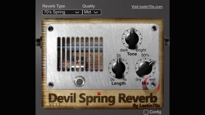 Devil Spring Reverb