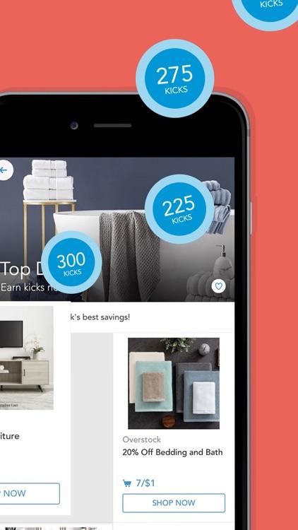 Shop & Earn Rewards: Shopkick screenshot-7