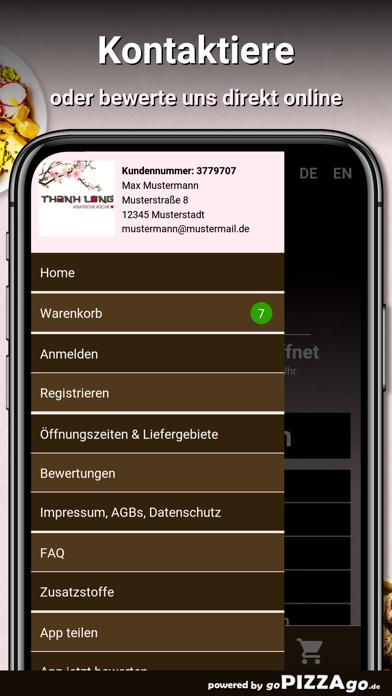 Thanh Long Lübeck screenshot 3