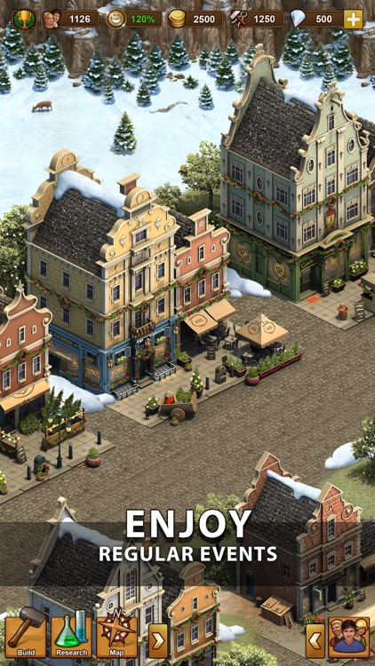 Forge of Empires: Build a City screenshot-9