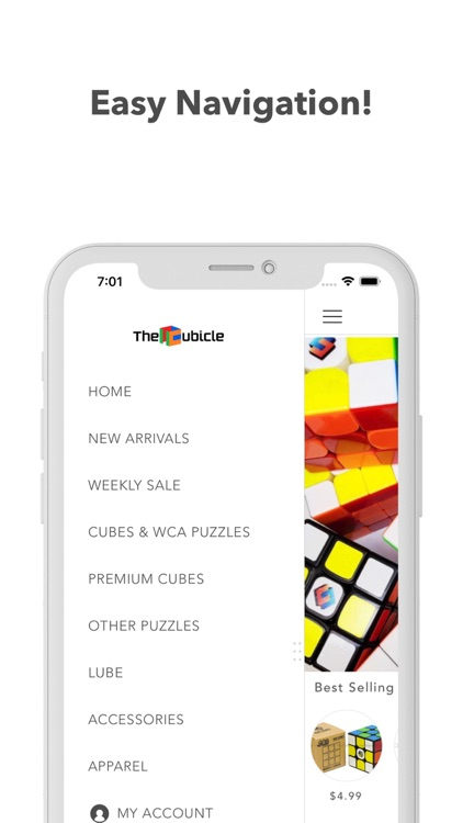 TheCubicle Mobile screenshot-3