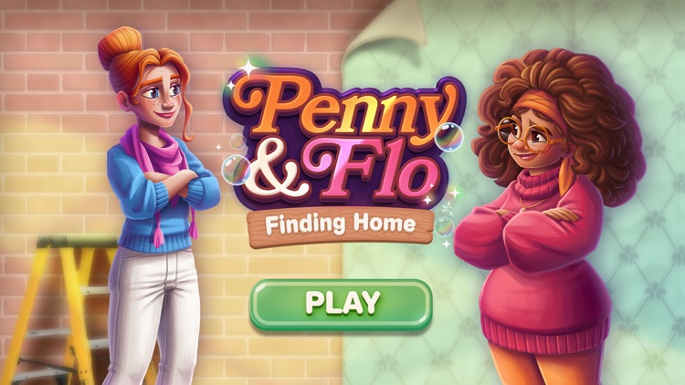 Penny & Flo: Finding Home screenshot-4