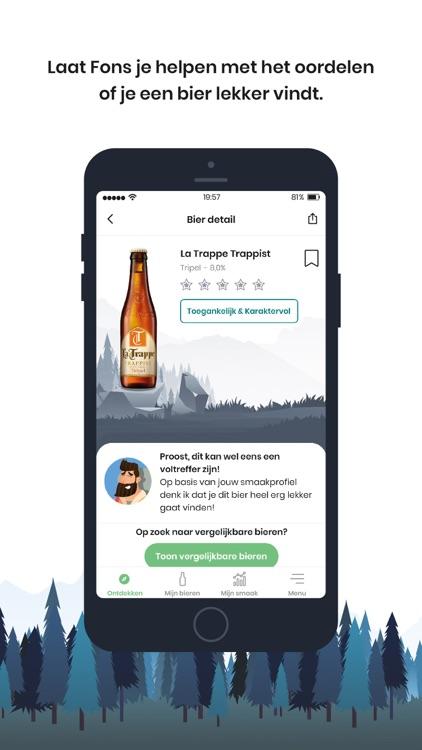 Scover Persoonlijk bieradvies screenshot-5