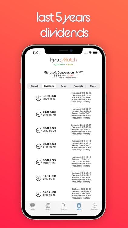 HypeMatch screenshot-6