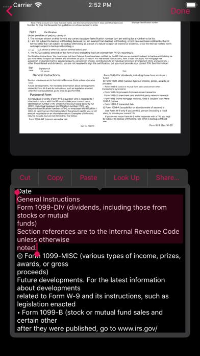 PDF Scanner Premium screenshot 3