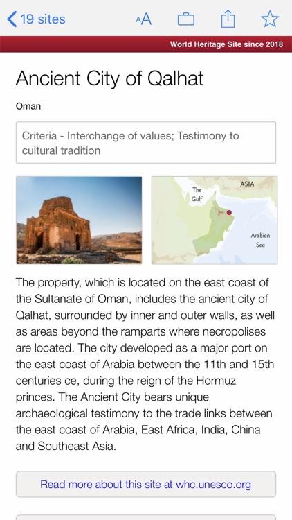 UNESCO World Heritage screenshot-5