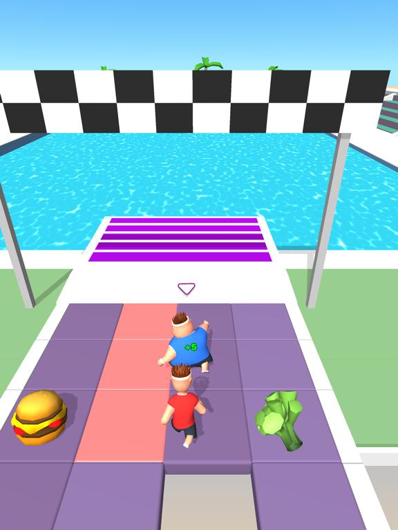 Fast Fatty Run screenshot 9