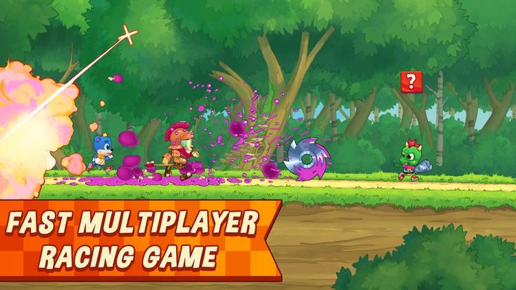 Fun Run 4 - Multiplayer Games