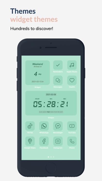Widget Template screenshot-4