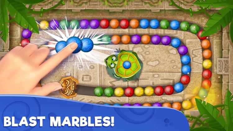 Marble Woka Woka: Blast Mania screenshot-0