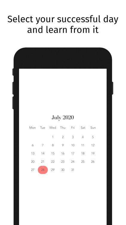 Selflog: Journal with Goals screenshot-4