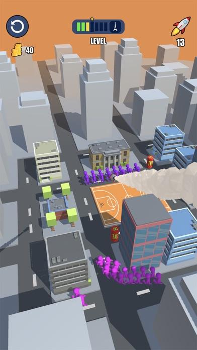 Gang Blast screenshot 1