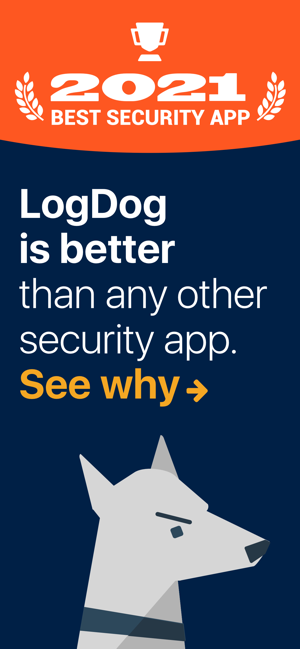 ‎LogDog - Mobile Security 2021 Screenshot