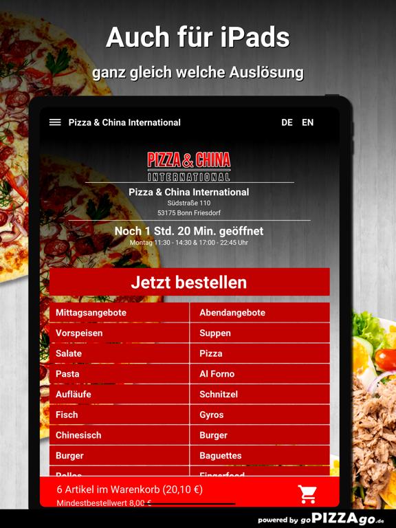 Pizza China Bonn Friesdorf screenshot 8