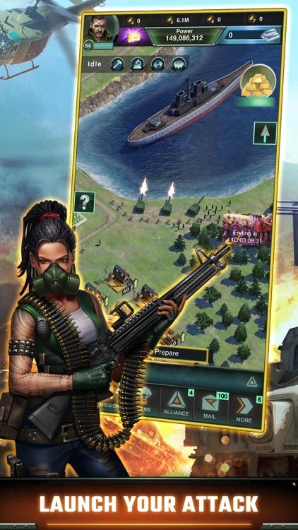 World War Rising screenshot-4