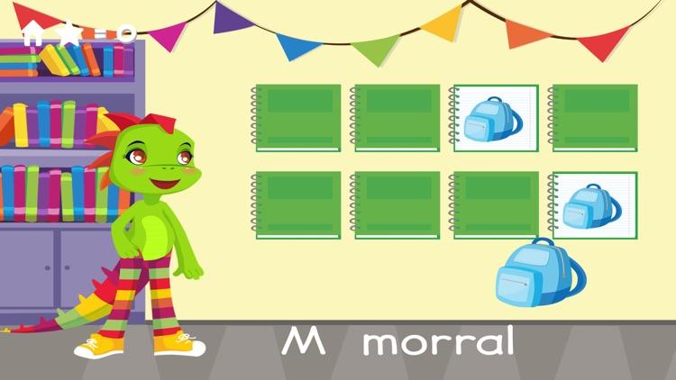 Play & Learn Spanish - School screenshot-6