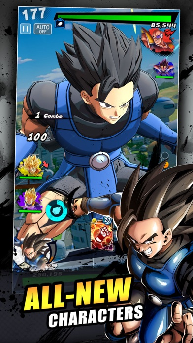 DRAGON BALL LEGENDS wiki review and how to guide