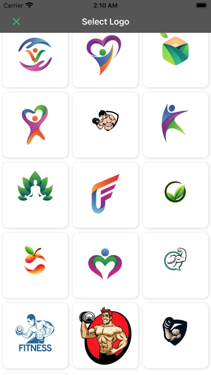 Logo Maker-Make Logo Designer screenshot-3