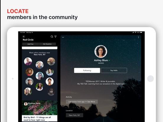 TED Red Circle screenshot 5