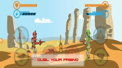 Bot Lazer Fight screenshot 6