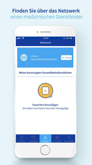 myUHC GlobalScreenshot von 3