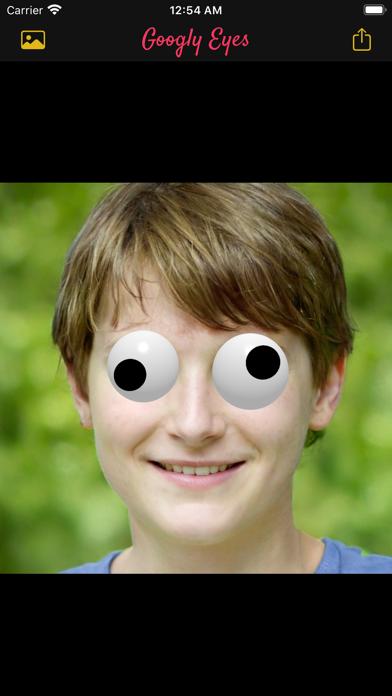 Googly Eyes screenshot 1