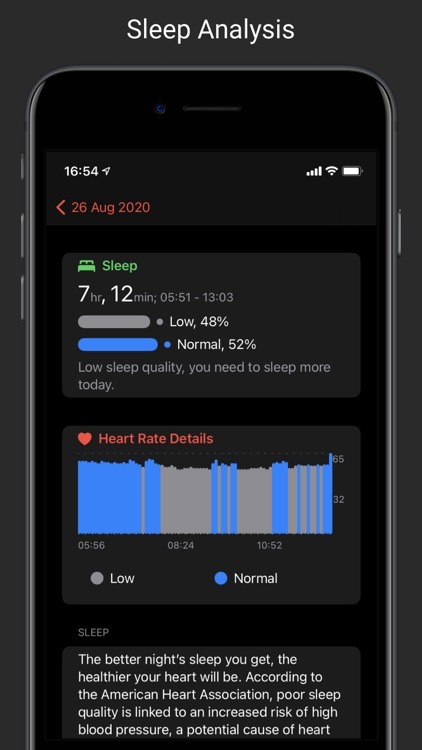 CardioBot - Heart Rate Tracker screenshot-8