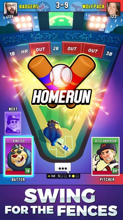 Super Hit Baseball screenshot-5