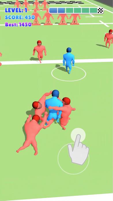 Touch-Down 3D screenshot 2