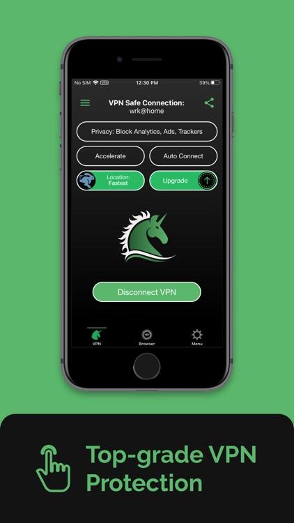 VPN Unicorn: Hotspot Proxy VPN