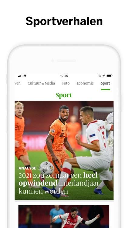 de Volkskrant - Nieuws screenshot-9