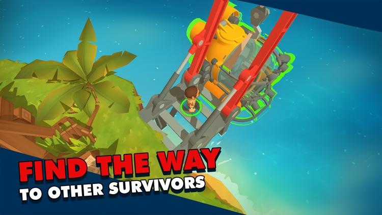 Epic Raft - Survival Games screenshot-3