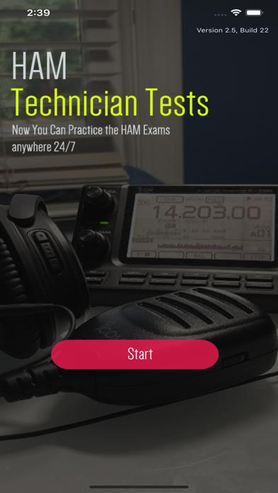 HAM Radio Technician screenshot 1