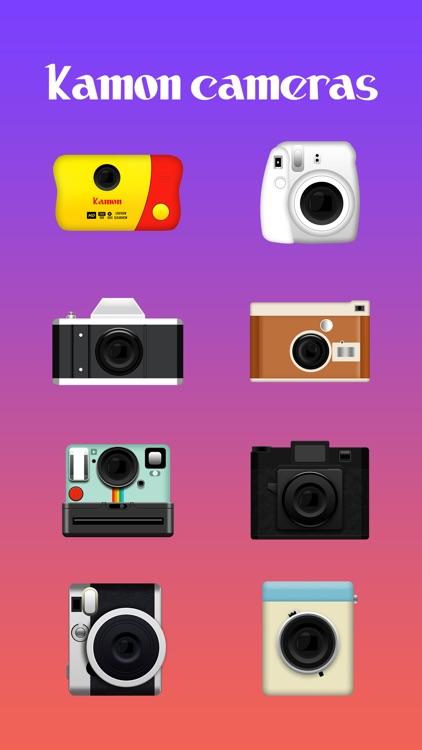 Kamon - Vintage Film Camera