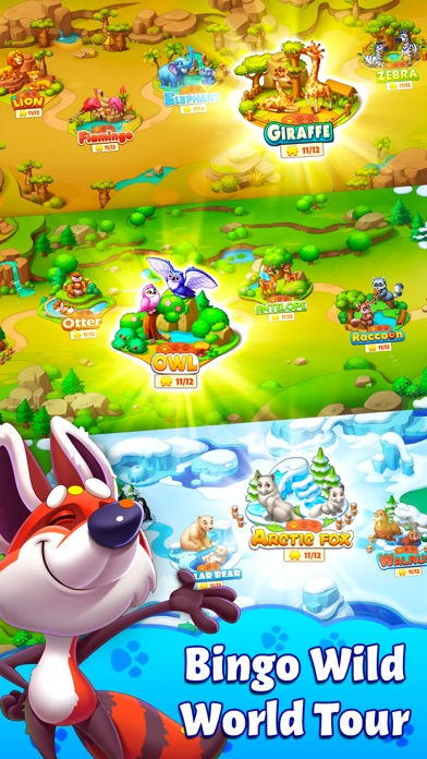 Bingo Wild - BINGO Game Online free Coins hack