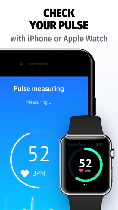 HealthRate: AI Pulse Monitor Screenshot