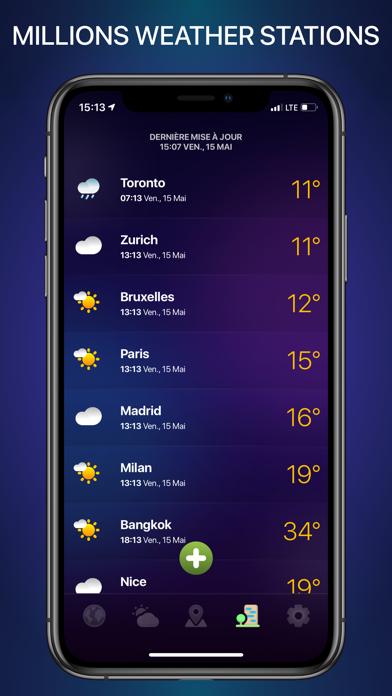 WEATHER NOW  - 天気, ライブウィジェットのおすすめ画像10