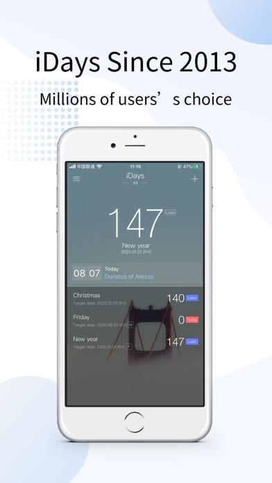 iDays Pro - Elegant Countdown Screenshots