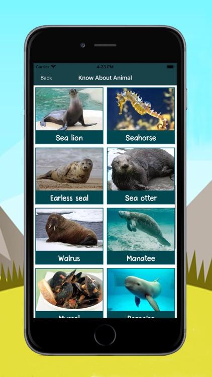 Know Sound of Animal and Bird screenshot-6
